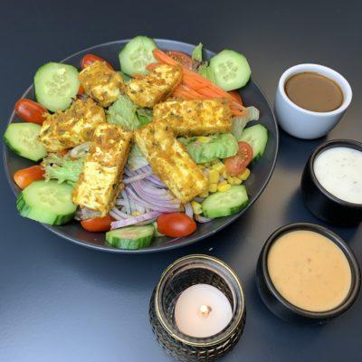 Tandoori Paneer Salat