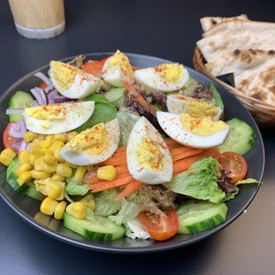 Masala Ei Salat